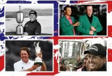 Phil Mickelson: A la caza y captura de su ansiado Grand Slam. Solo él puede lograrlo en este US Open