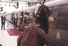 ¡Pasajeros al tren! El Classic Scottish Golf Tour es un viaje glamuroso por la cuna del golf