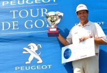 Importantes nombres del golf español se dan cita en el Open Peugeot del Alps Tour de Madrid
