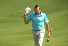 Vueltón de Sergio García que lo coloca a las puertas de su 9º título en el PGA Tour a falta de 18 hoyos