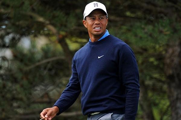 Tiger Woods Foto Stan Badz-PGA TOUR 3