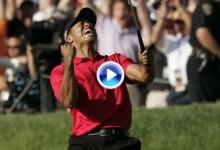 La victoria épica de Tiger Woods en el US Open de 2008, digna de ser recordada (VÍDEO)