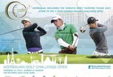Ocho españoles pisan tierra virgen: A partir del jueves el Azerbaijan Golf Challenge Open (PREVIA)