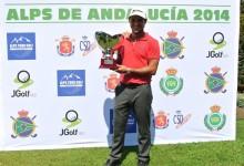 «¡Por fin, ha costado pero ha llegado!» Borja Etchart se apunta la victoria en el Alps de Andalucía
