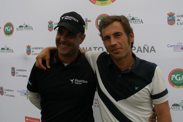 Carlos Balmaseda y Gabi Cañizares