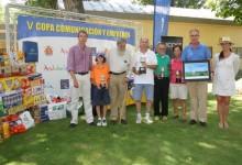 La Copa Comunicación y Empresas ofrece su lado más solidario con el IV Festival de Pitch & Putt
