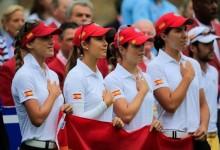 España, con Azahara, Recari, Mozo y Ciganda, se corona en Maryland como mejor país del mundo