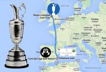 Font del Llop y Villaitana Golf vuelven a apostar por el Especial The Open de OpenGolf