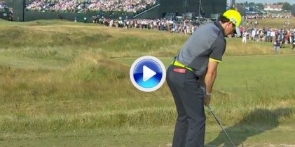 6 golpes que resumen la espectacular 2ª Jornada en Royal Liverpool, para guardar (VÍDEO)