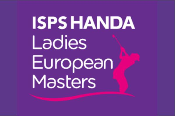 ISPS HANDA Ladies European Masters logo