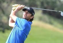 El todavía tenista Mardy Fish debuta en un torneo profesional del más alto nivel: en el PGA Tour Canadá