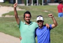 Moisés Cobo y Sebastián García se proclaman Campeones de Madrid Dobles Profesionales