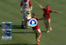España a la final de la Int. Crown gracias a golpes como estos. No se pierdan el de Mozo (y VÍDEO)