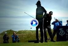 Mickelson retó a Jiménez, McIlroy y Fowler, entre otros, a superar su Flop Shot (VÍDEO)