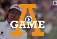 Phil Mickelson, el campeón defensor del Open Championship, también tiene su promo (VÍDEO)