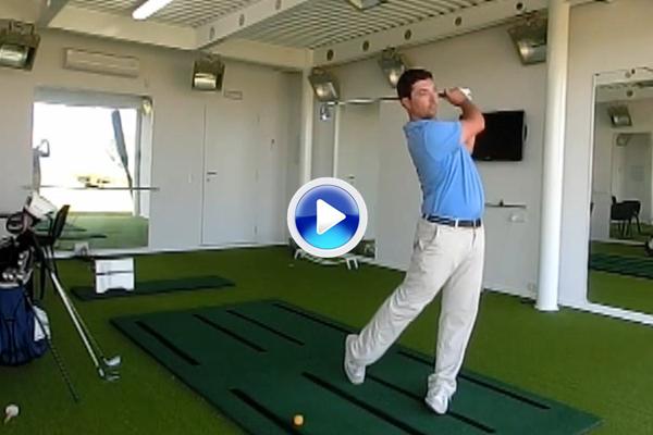 """El """"finish"""" pieza clave en el swing. Consejos prácticos para conseguir un swing estable (VÍDEO)"""