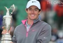 El Campeón Golfista del Año se llama Rory McIlroy, victoria galáctica del norirlandés