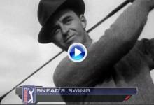 Las 10 cosas esenciales que debe conocer de Sam Snead, poseedor de 82 títulos PGA Tour (VÍDEO)