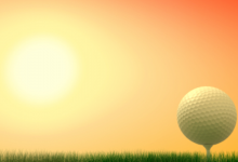 ¡¡Cuidado!! No se olvide del protector solar cuando practique Golf, el cáncer de piel no perdona