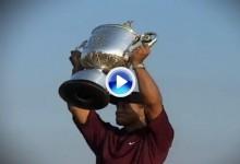 Tiger posee cuatro títulos US PGA, vea los grandes momentos del californiano en 2 minutos (VÍDEO)
