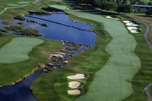 Valhalla Golf Club. Foto: www.nicklaus.com
