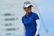Gran tercer puesto de Azahara Muñoz en Arkansas y buen papel de Jiménez en el US Senior Open