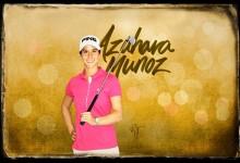 Azahara Muñoz estrella del Circuito LPGA. Descarga el fondo de pantalla oficial de la española AQUÍ