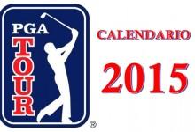 El PGA Tour hace público su calendario de torneos para la temporada 2015