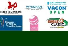 Todos los resultados de la SEMANA en el European, PGA, LPGA, Challenge, LETAS y Symetra Tour AQUÍ