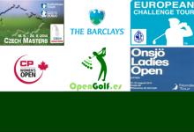 Así QUEDARON los MARCADORES de la semana: Czech Masters, Barclays, Rolex, LPGA y LETAS