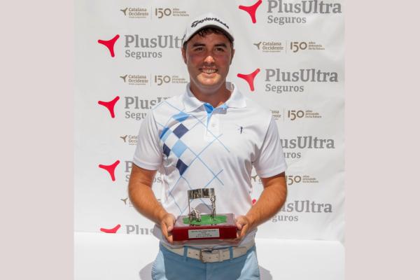 Fernando Adarraga campeon en La Herreria
