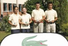 Alicia Gallego y Mario Pérez Santana ganan la previa Lacoste Promesas de La Llorea
