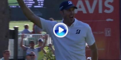 Estos son los cinco mejores golpes de la semana en el PGA Tour (VÍDEO)