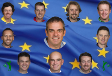 El Open de Italia definió la primera parte del equipo europeo de la Ryder 2014