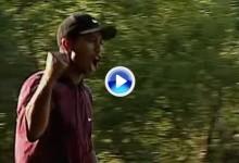 El duelo entre Tiger y May en Valhalla en el 2000 todavía no se ha olvidado, espectacular (VÍDEO)