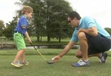 La historia de Tommy Morrissey, un niño de 3 años con un solo brazo prodigio del golf (Incluye VÍDEO)