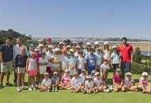 El torneo Infantil Seve Ballesteros cumple tres décadas en Pedreña