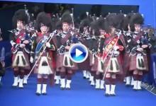 La ceremonia inaugural de la Ryder Cup 2014 resumida en dos minutos (VÍDEO)