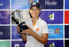 Carlota Ciganda acarició el título del Open de España que voló a manos de Connie Chen