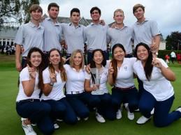 EE.UU. no dio respiro a Europa en la Junior Ryder Cup. 16-8 resultado final para los americanos