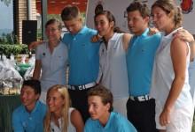 Francia gana el trofeo Lacoste 4 Naciones ante España en Peralada sumando su tercer título