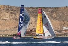 Alicante vive la gran cita previa a la Volvo Ocean Race con la Etapa 0