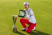 Hyo-Joo Kim le birló el último Grande a Karrie Webb con el último putt. Otro Top 25 para Azahara