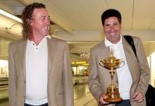 Tres españoles en Gleneagles: Olazábal y Jiménez actuarán de vicecapitanes en la Ryder Cup