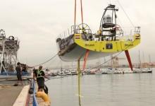 Comienza la cuenta atrás para la Volvo Ocean Race. La flota de los Volvo Ocean 65 vuelve al agua