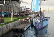 La llegada del Vestas reúne a toda la flota Vuelta al Mundo en Alicante