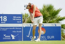 María Beautell contraataca en casa. Lidera el Campeonato de España de Profesionales
