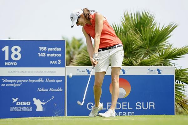 María Beautell defiende el título en el DISA Campeonato de España Profesional Femenino