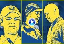 Kaymer, Stenson y Bjorn: cabeza fría, sangre caliente para Europa. Conozca su perfiles (VÍDEO)