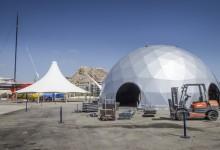 Race Village de Volvo Ocean Race en Alicante: 40.000 m. para amar el mar